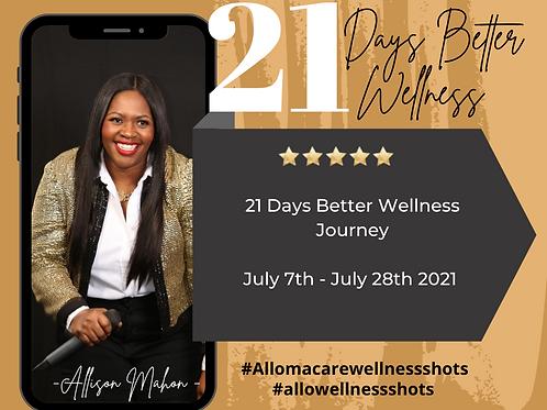 21 Days Better Wellness Bundle