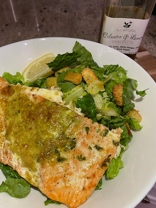 "Homemade Salad ""n Things Vinaigrette"