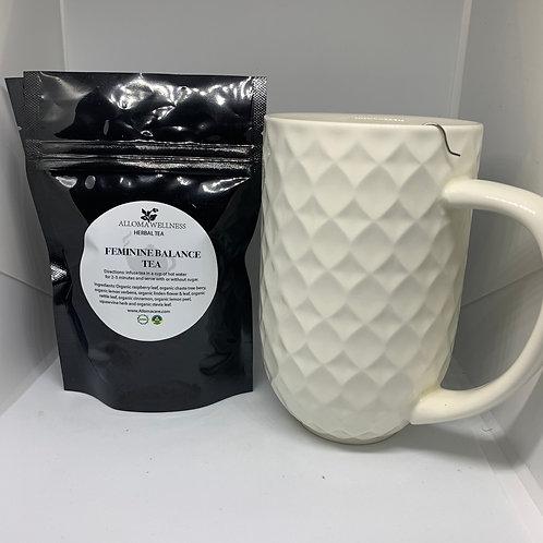 Feminine Balance Tea Organic 2oz