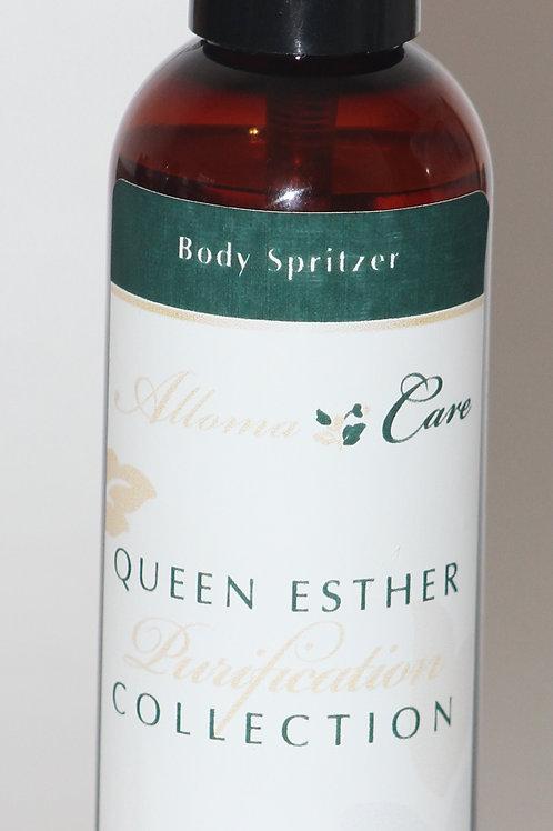 "Queen Esther ""Purification"" Body Spritzer"
