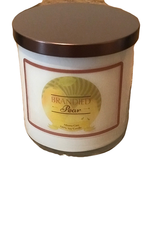 Brandied Pear Candle (12oz)