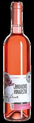 SVATOVAVŘINECKÉ ROSÉ, kabinetní víno, 2018