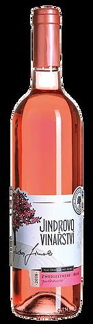 ZWEIGELTREBE ROSÉ, kabinetní víno, 2019