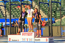 CrossFit Master 3rd in the World