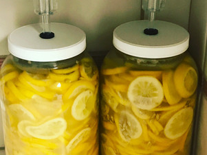 What do you do when given lemons?