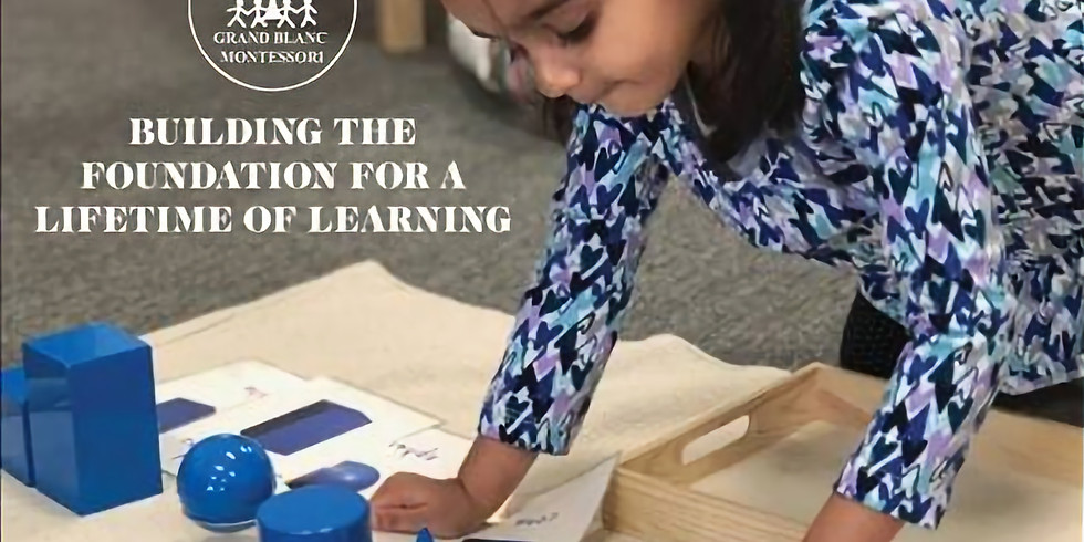 Grand Blanc Montessori is opening an elementary program!