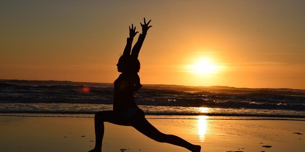 Sunset Restorative Yoga & Sound Healing