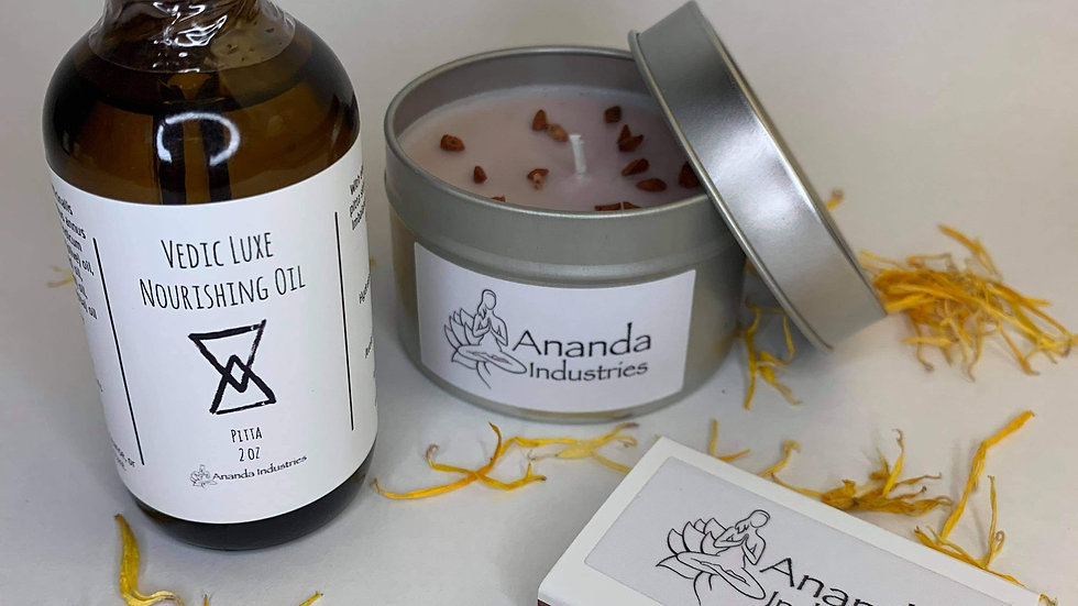 Pitta Vedic Luxe Nourishing Oil