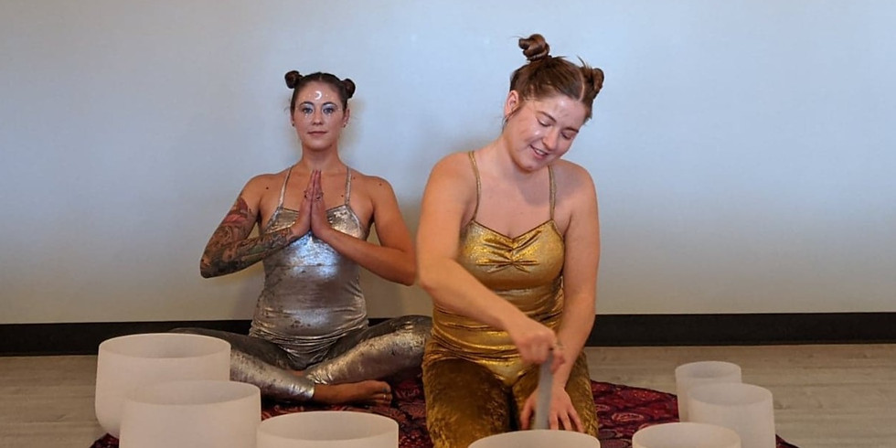 Blooming Bliss Solstice Sound Bath