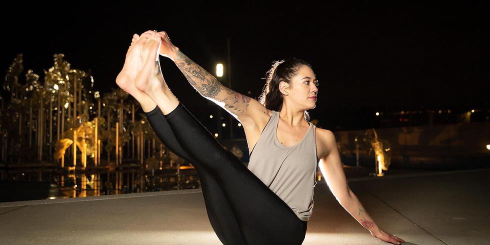 Rise & Shine Yoga Live Streamed! Sat 3/13/21