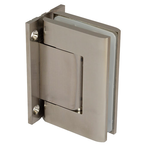 Colcom 8010 Biloba Glass to Wall Hydraulic Hinge