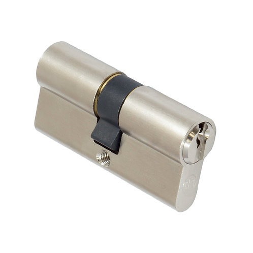 FA004 60mm Euro Profile Double Cylinder