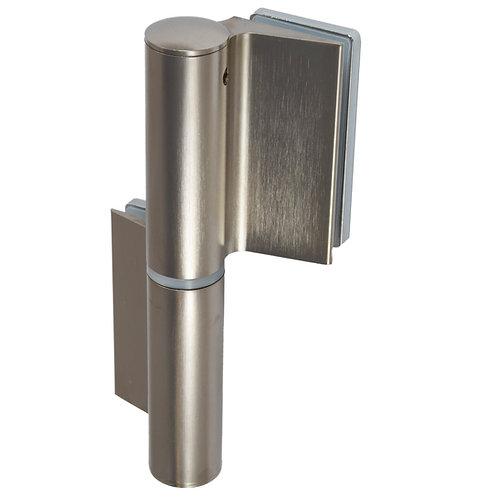 Colcom 835E50 Biloba EVO Glass to Glass Hydraulic Hinge