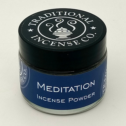 Meditation Incense Powder 20gm