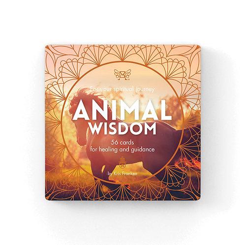 Animal Wisdom Spiritual Journey Cards