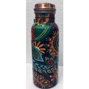 Ayurveda Copper Drinking Bottle