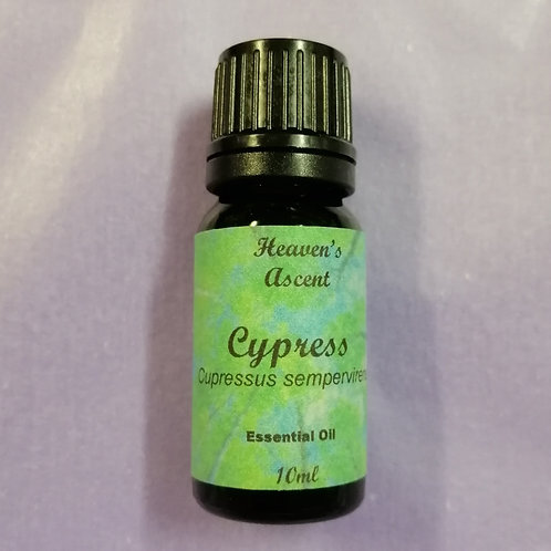 Cypress Pure Therapeutic Oil 10mls $22