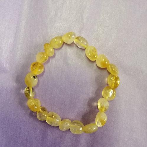 Citrine Bracelet $28