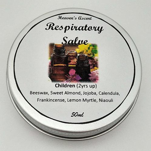 Respiratory Salve (Child) 50ml Tin