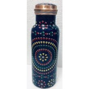 Ayurveda Copper Drinking Bottle