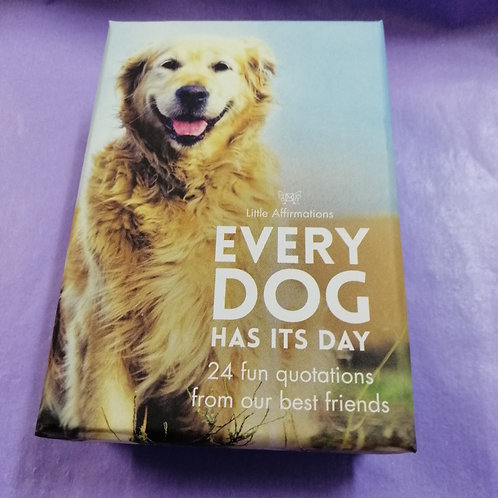 Every Dog Affirmation Cards