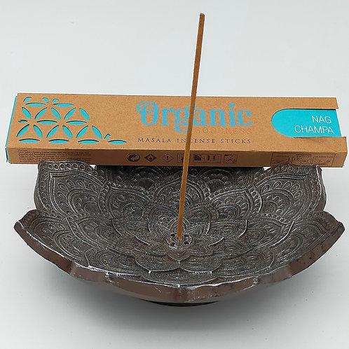 Nag Champa Masala Sticks 15gm Organic Goodness