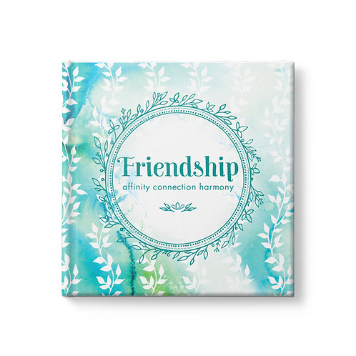 Gift Book FRIENDSHIP - Affinity Connection Harmony
