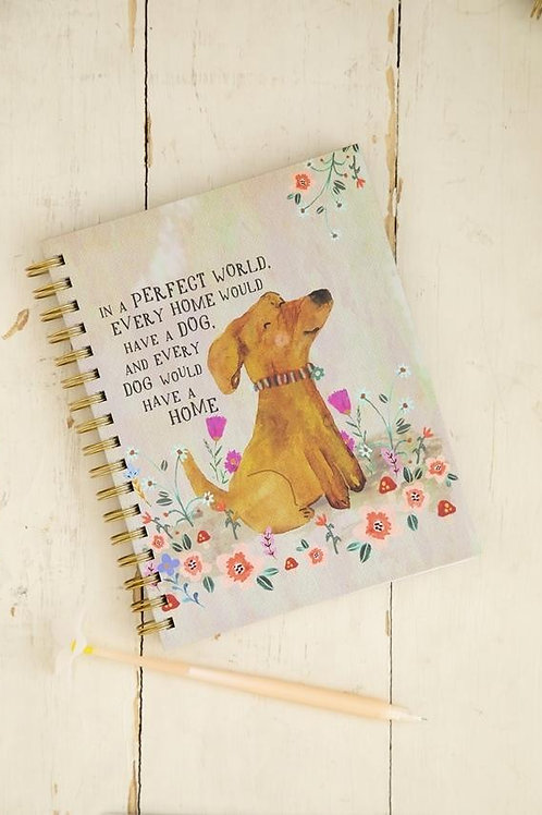 In a Perfect World, Every Home Would Have a Dog Journal