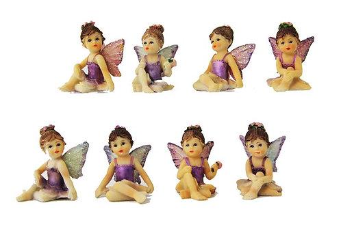 4.5cm Sitting Fairy