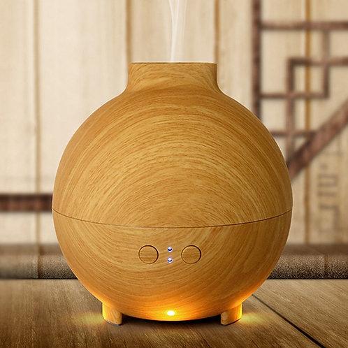 Aroma LED Diffuser Light Wood Ultrasonic