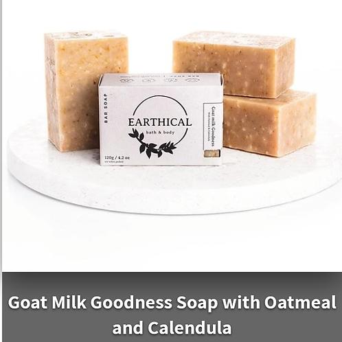 Goat Milk Goodness