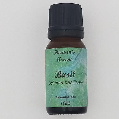 Basil - Pure Therapeutic Essential Oil 10ml