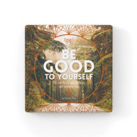 Be Good To Yourself Spiritual Journey Cards