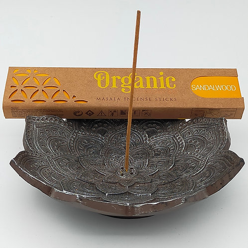 Sandalwood Masala Sticks 15gm Organic Goodness