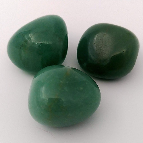 Aventurine Green Tumbles