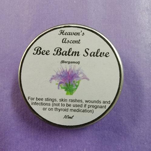Bee Balm Salve 10ml $14