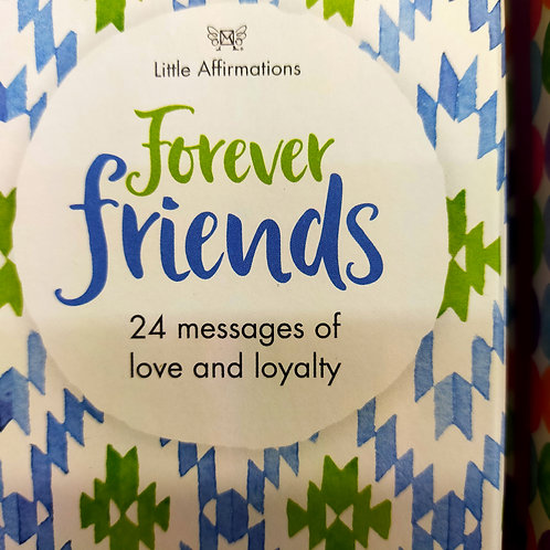 Forever Friends Little Affirmations