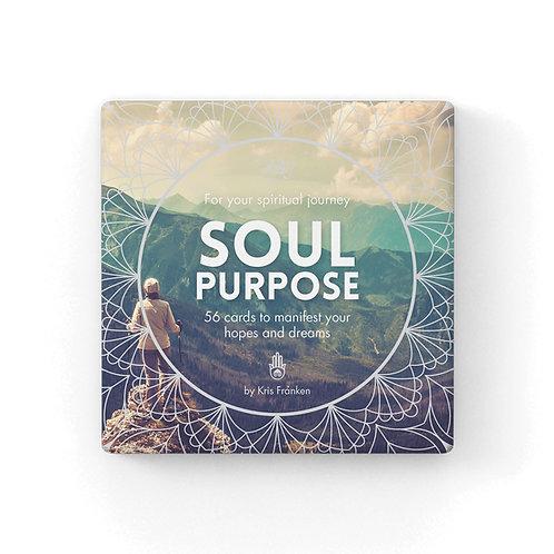 Soul Purpose Spiritual Journey Cards