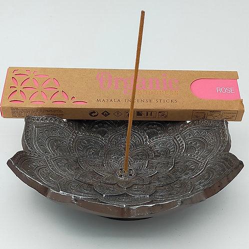 Rose Masala Sticks 15gm Organic Goodness