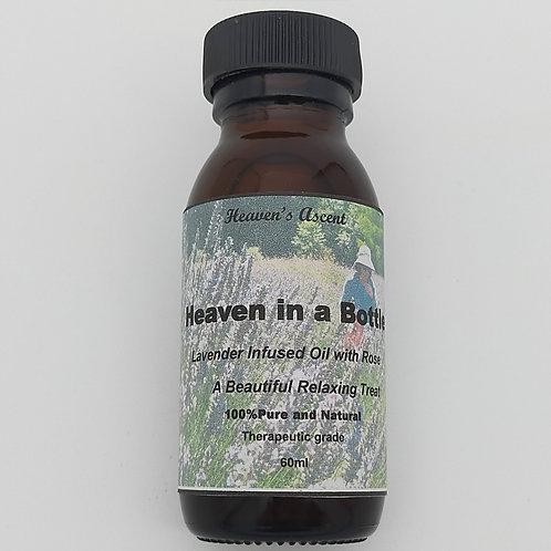 Heaven in a Bottle Massage Oil 60ml