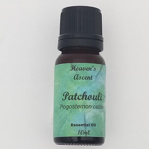 Patchouli - Pure Therapeutic Essential Oil 10ml