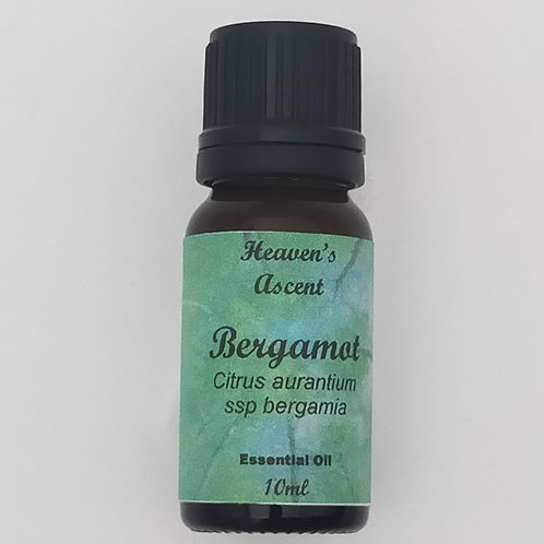 Bergamot - Pure Therapeutic Essential Oil 10ml