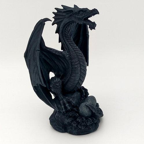 Dragon Guarding Eggs
