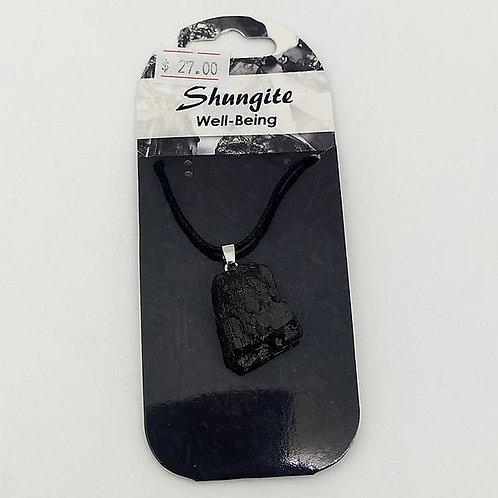Shungite Pendant