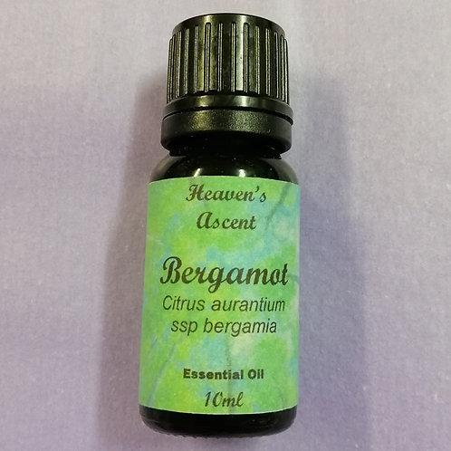 Bergamot Pure Therapeutic Oil 10mls $14