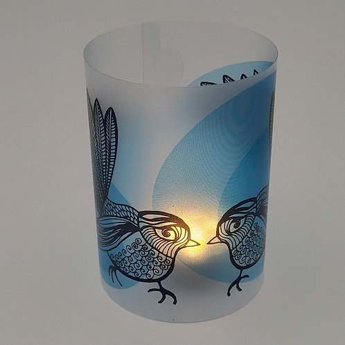 Tealight Lantern Piwakawaka