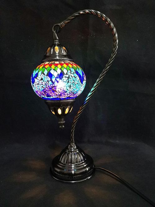 TL140 - Swan Necked Turkish Lamp