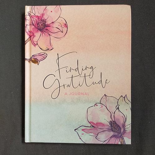 Finding Gratitude, A Journal