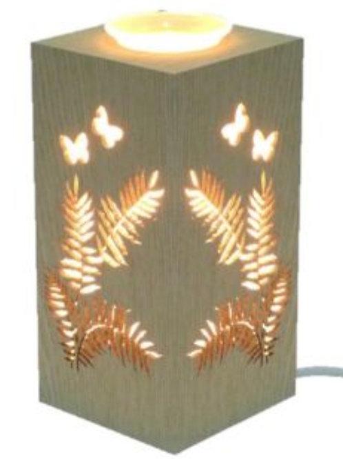 Oil Burner Fern Wood $45