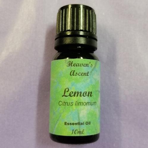 Lemon Pure Therapeutic Oil 10mls $13